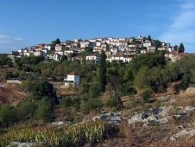 Lafkos, Greece.